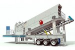 Portable Impact Crushing Plant-3